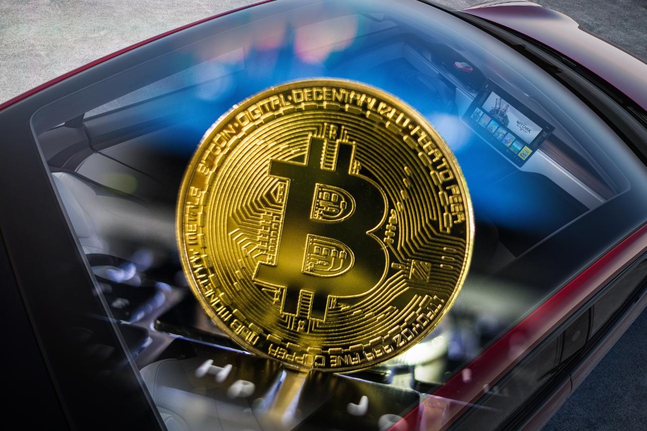 acquistare tesla con bitcoin)