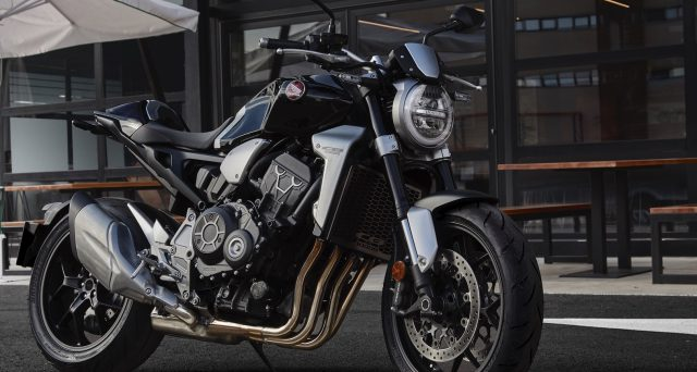 Arriva la nuova Honda CB 1000 R, caratteristiche e prezzo.