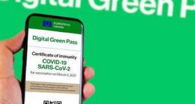 truffa green pass