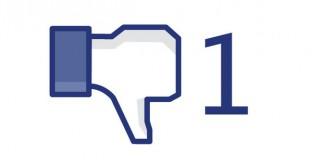Su Facebook arriverà il tasto Non mi piace: nel giro di qualche mese sbarcherà sul social network la funzione opposta al Like