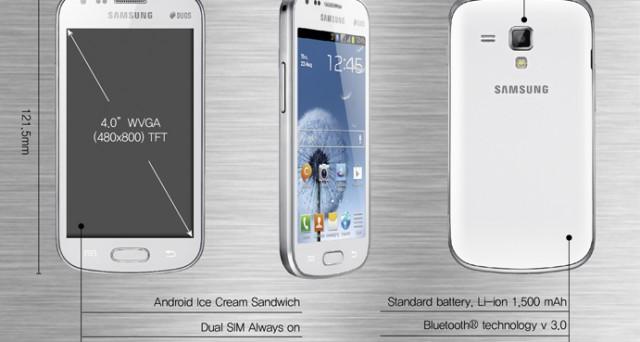 Galaxy S Duos è uno smartphone Samsung dual SIM molto conveniente. Dopo averlo analizzato in una dettagliata recensione, vi invitiamo a consultare i migliori prezzi del web. Attualmente vi sono offerte per il Galaxy S Duos davvero sorprendenti!