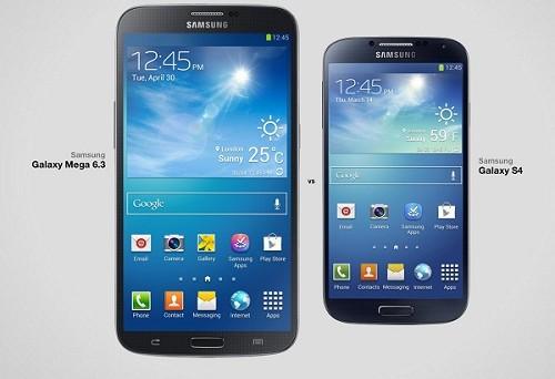 Galaxy S4 contro Galaxy Mega 6.3: andiamo a confrontare le caratteristiche di questi due terminali Samsung top di gamma, analizzando pro e contro, pregi e difetti, punti forti e deboli. Chi la spunterà?