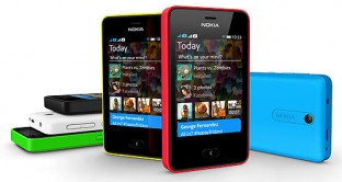 Nokia Asha 501 Dual Sim è uno smartphone