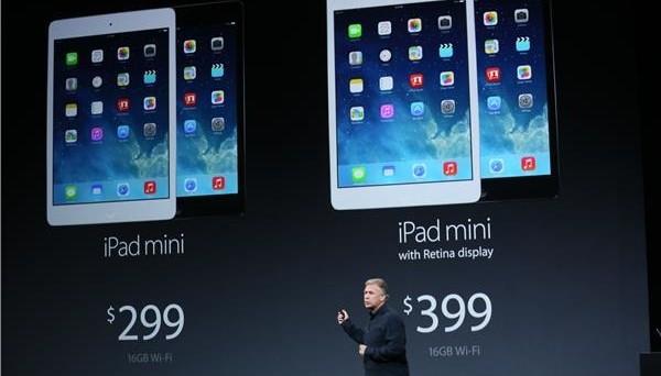 Dalle ultime novità che trapelano sull'iPad Mini 2, si potrebbe pensare che il nuovo device Apple sarà un iPhone 5S in formato tablet. Almeno stando a leggere le specifiche trapelate: stesso processore, Touch ID presente, colorazione oro e via dicendo. Andiamo a scoprire gli ultimi rumors che ruotano attorno a iPad Mini 2.