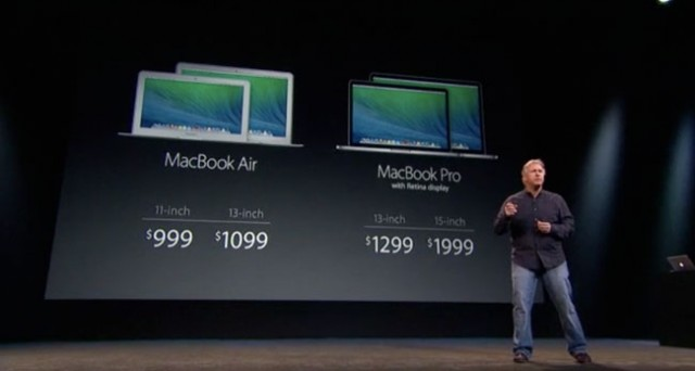 Ufficializzati i nuovi MacBook Air da 13 pollici, MacBook Pro da 15 pollici (entrambi con display Retina) e Mac Pro: superveloci, superpotenti, produttivi al massimo. Diamo un'occhiata più da vicino ai prezzi grossi di casa Apple.