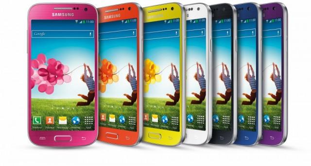 Samsung punta a un pubblico giovane e mette a disposizione ben 5 nuovi colori per il suo Galaxy S4 Mini