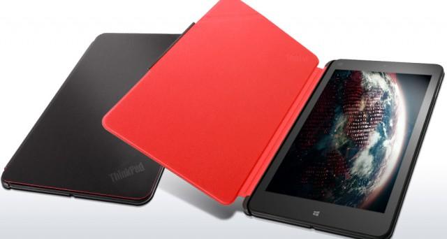 Lenovo presenta il suo nuovo tablet da 8.3 pollici, ThinkPad 8: elegante, solido, robusto e ideale per i professionisti, il nuovo tablet Lenovo presenta caratteristiche che non sfigurano ed è equipaggiato con OS Windows 8.1.