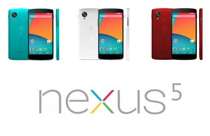 nexus5colori