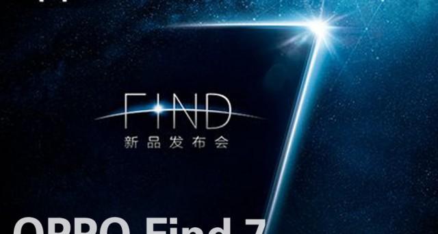 Cosa sappiamo di Oppo Find 7 e cosa non sappiamo? Le luci si diraderanno il 19 marzo, giorno della presentazione ufficiale, ma intanto andiamo a scoprire le ultime interessantissime news che ci rivelano qualcosa in più su come sarà Oppo Find 7.