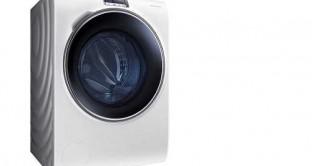 Al Salone del Mobile 2014 di Milano Samsung ha presentato la sua nuova lavatrice intelligente: Crystal Blue Serie 9000. Andiamo a vedere com'è fatta e quanto costa.