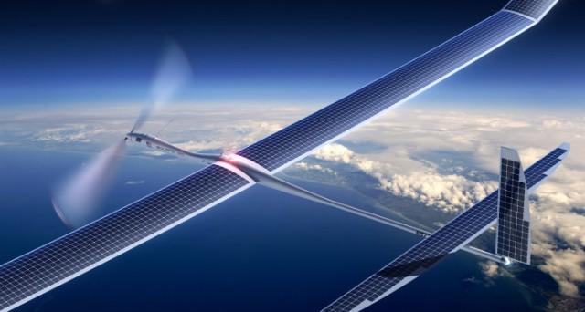 Google ha acquistato Titan Aerospace, una società specializzata nella produzioni di droni alimentati a energia solare. Anche Facebook si è lanciata nel settore, acquistando la britannica Ascenta. Il fine? Lo stesso. La guerra dei droni è alle porte.