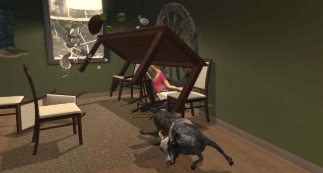Cos'è Goat Simulator e perché è diventato in poco tempo un fenomeno di culto? Il tema principale di Goat Simulator, infatti, è la stupidità, la follia surreale, il non-sense: tutti elementi che a volte, alimentati dal passaparola, diventano un vero e proprio business.