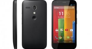 Motorola Moto E è ufficiale e si contraddistingue per un ottimo rapporto tra qualità e prezzo: l'uscita in Italia dovrebbe avvenire entro giugno a un prezzo, si spera, di 99 euro.