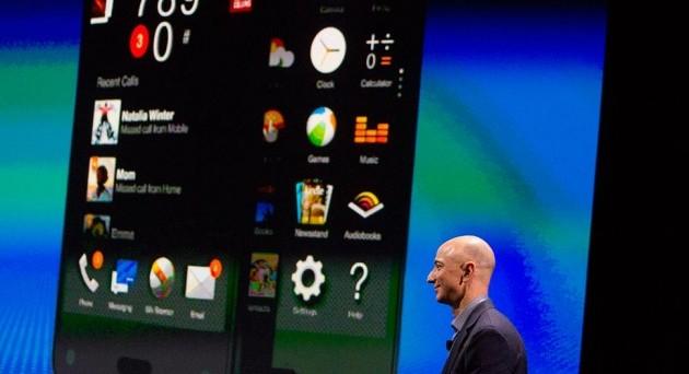 Fire Phone è finalmente ufficiale: display 3D, tecnologia FireFly e OS personalizzato sono i suoi principali punti di forza, ma non solo. Scopriamo specifiche tecniche, prezzo e uscita (per ora solo negli Stati Uniti).