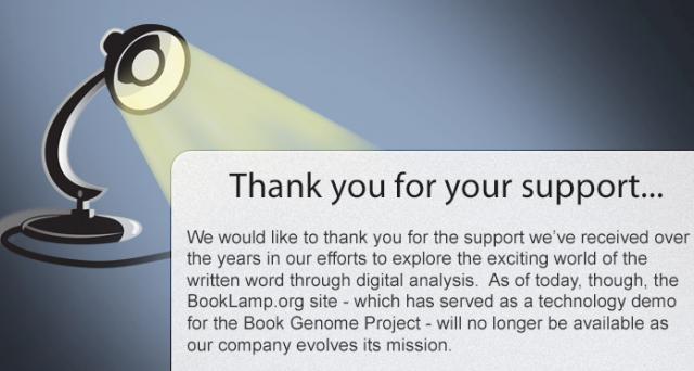 Apple ha acquistato BookLamp, una start-up dell'Idaho che si concentra sull'analisi digitale dei libri suggerendo titoli ai suoi utenti in base ad algoritmi specifici. La sfida ad Amazon sul suo stesso terreno è stata lanciata.