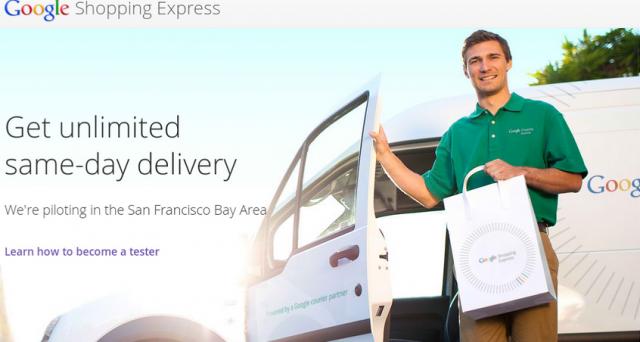 Google si lancia prepotentemente nell'e-commerce investendo sul progetto Shopping Express. Andiamo a scoprire cos'è e come funzionerà.