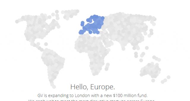 Google Ventures sbarca in Europa con l'intenzione di investire 100 milioni di dollari sulle start-up europee: chissà se accadrà anche in Italia.