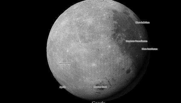 Grazie a un simpatico quanto sorprendente easter egg, tramite Google Maps sarà possibile esplorare la Luna e Marte. Ecco come fare.