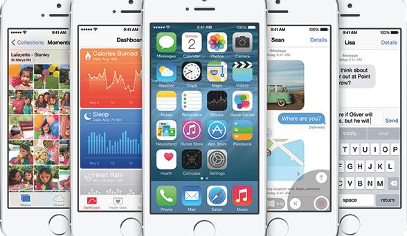 iOS 8 beta 5 è stata rilasciata: l'ultimo firmware rappresenta solo una limatura e una rifinitura finalizzata a stabilizzare la nuova versione del sistema operativo che dovrebbe essere rilasciato definitivamente entro metà settembre.