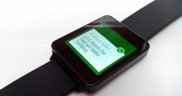 Anche WhatsApp sarà compatibile sugli smartwatch equipaggiati con Android Wear: in attesa della versione definitiva, vediamo come funzionerà.