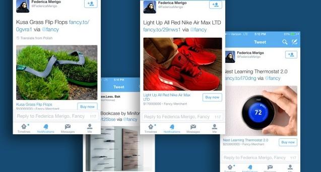 Twitter apre allo shopping online attraverso l'implementazione del tasto Buy now, attualmente in fase di test negli Stati Uniti e che potrebbe poi espandersi prossimamente anche nel resto del mondo. Scopriamo come funziona.