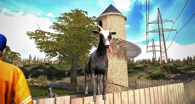 Goat Simulator sbarca su iPhone e Android al prezzo di 4,49 euro. Si tratta di un gioco demenziale e pieno di bug, ma assolutamente divertente, anche se la spesa forse risulta troppo esosa.