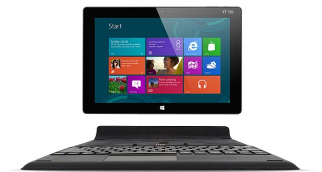 Yashi propone un device ibrido dalle caratteristiche interessanti: stiamo parlando di TabletBook Note X1, metà tablet metà ultrabook, equipaggiato con Windows 8.1.