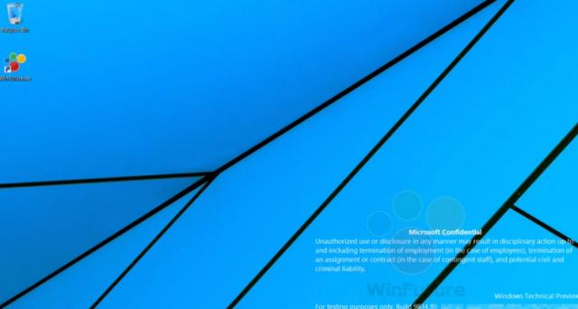Centro Notifiche e Cortana su Windows 9: la nuova versione del sistema operativo Microsoft si svela sempre di più, man mano che il 30 settembre, giorno della probabile presentazione, si avvicina.