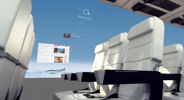 Gli aerei del futuro potrebbero essere trasparenti: l'interessante progetto del Centre for Process Innovation guarda anche all'ambiente e alla riduzione dei costi. Ecco come potremo volare un domani.