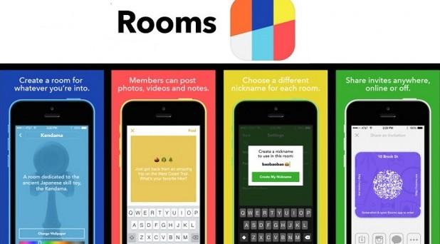 Si chiama Rooms il nuovo servizio di Facebook che guarda alle care vecchie chat e ai forum: stanze riservate dove si potrà entrare con un nickname e discutere degli argomenti a noi più cari. Ma solo previo invito.