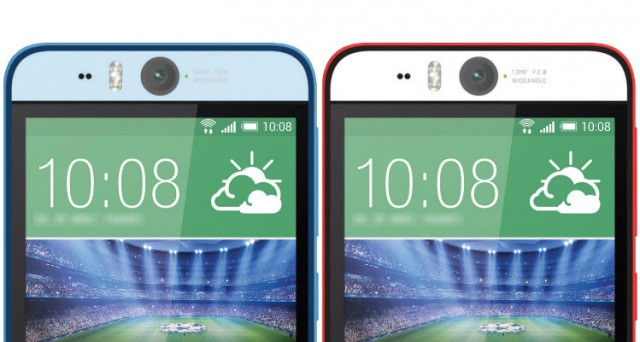 HTC Desire Eye è uno smartphone perfetto per il selfie che presenta caratteristiche e prezzo da top di gamma: sicuramente uno dei migliori device HTC della gamma Desire.