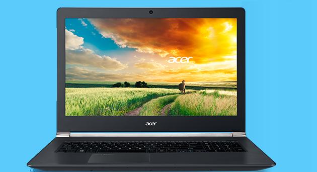 Acer presenta un PC top di gamma con display a risoluzione 4K: V Nitro Black Edition, disponibile negli Stati Uniti questo mese a un prezzo elevato ma rapportato alla qualità.