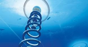 Si chiama Ocean Spiral ed è il progetto della Shimizu Corp per realizzare la città pulita del futuro sotto il mare: un po' come far rivivere il mito di Atlantide proiettandolo verso il domani.