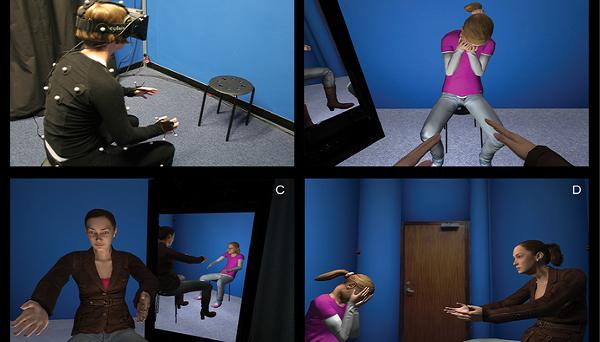 Realtà virtuale e avatar ci aiuteranno a conoscerci meglio e a sconfiggere la depressione: è il risultato impressionante di una ricerca che potrebbe cambiare il nostro modo di approcciarci alle terapie.