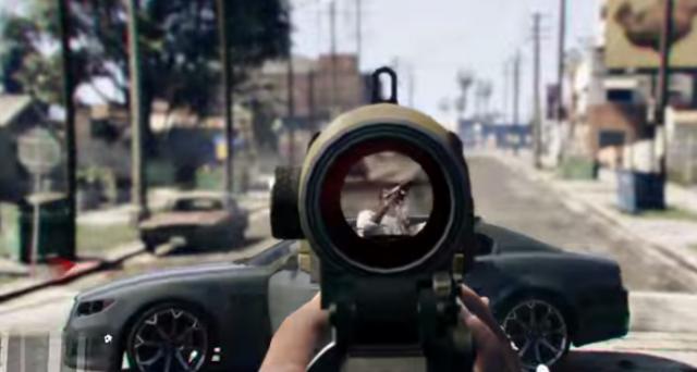 Oltre alla serie di novità già citate che vedremo su GTA 5 per PC, Xbox One e PlayStation 4, spunta anche una inedita modalità in prima persona sia quando si è alla guida, sia quando si è a piedi. Una burla o un'informazione che non doveva trapelare?