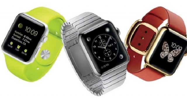 apple watch uscita