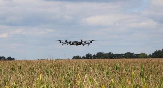 Dopo il giornalismo, i droni rivoluzioneranno anche l'agricoltura, migliorando l'efficienza del monitoraggio e intervenendo tempestivamente laddove sia necessario.