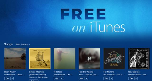 Apple mette a disposizione Free on iTunes, la nuova sezione dove è possibile scaricare gratuitamente libri, musica ed episodi di serie televisive.