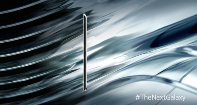 Galaxy S6 si mostra nelle prime foto ufficiali pubblicate da un operatore mobile statunitense: il display sembra proprio avere una leggera curvatura.