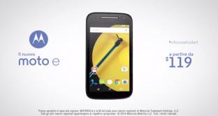 motorola moto e 2015 smartphone 4g
