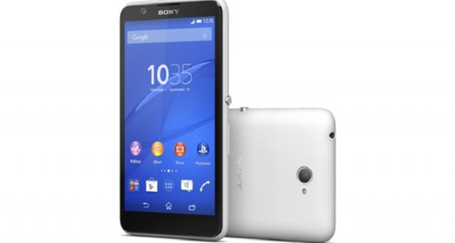 Xperia E4g è uno Xperia E4 con modulo NFC e connettività LTE. Scopriamo scheda tecnica, prezzo e uscita di questo smartphone low cost.
