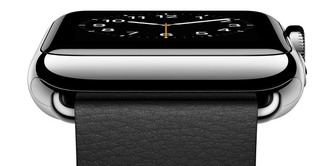 apple watch in prova