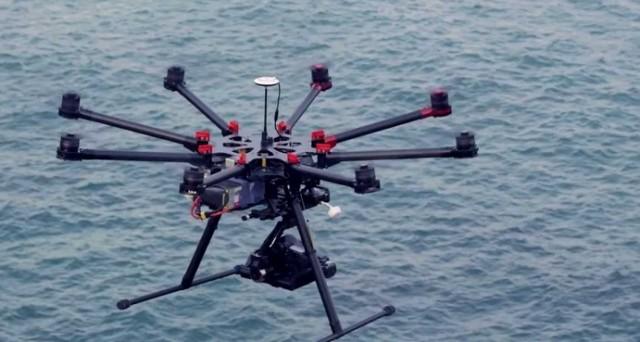 In futuro i droni potranno combattere il fenomeno della siccità aumentando del 10% la quantità d'acqua durante le precipitazioni piovose: ecco come.