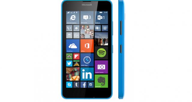 lumia 640 scheda tecnica