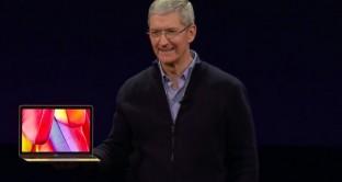 nuovo macbook scheda