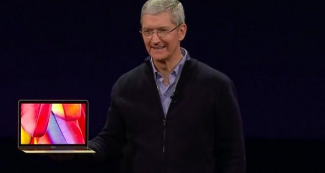 Apple ha presentato il nuovo MacBook: display Retina da 12 pollici e alcune novità interessanti. Ecco caratteristiche tecniche e prezzo.