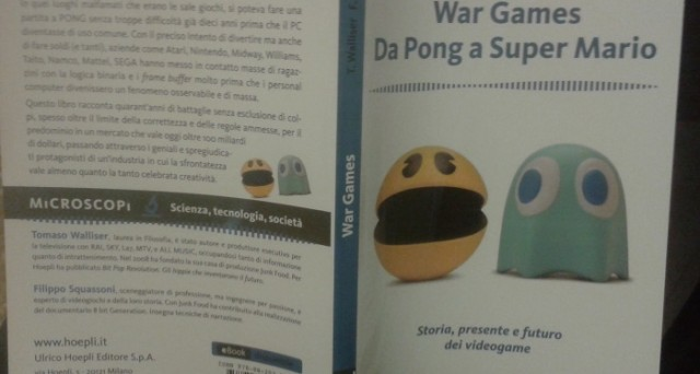 war games recensione libro