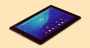 xperia z4 tablet sony scheda prezzo