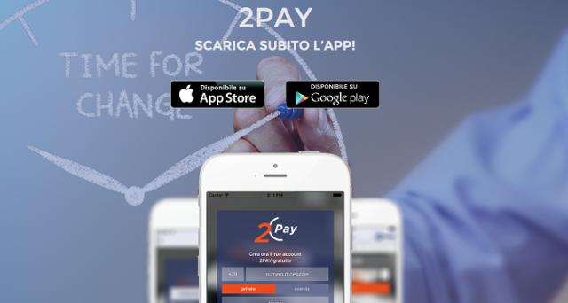 L'app 2Pay promette di rivoluzionare i trasferimenti di denaro, mandare in pensione i contanti e anticipare i pagamenti del futuro: ecco come funziona.