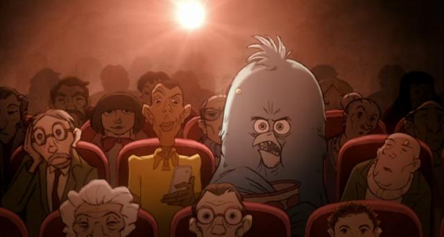 La Carmen di Stromae è un atto d'accusa contro i dipendenti da Twitter e social network in generale: il videoclip animato da Sylvain Chomet è già virale.